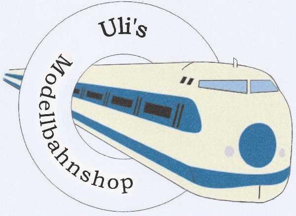 Uli's Modellbahnshop-Logo
